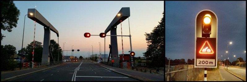 Groot onderhoud industriehavenbrug 's-Hertogenbosch