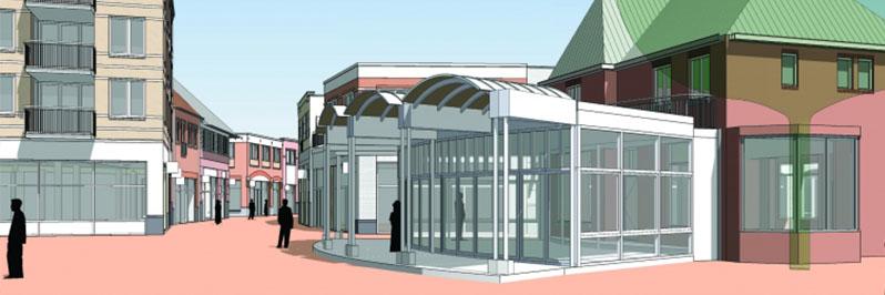 Woonrijp maken inbreidingsplan centrum Rosmalen